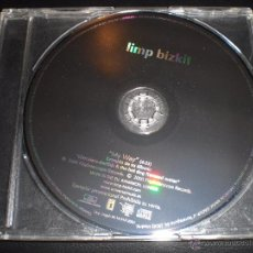 CDs de Música: LIMP BIZKIT MY WAY CD SINGLE PROMO ESPAÑA. Lote 54335029