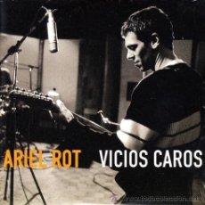 CDs de Música: ARIEL ROT - VICIOS CAROS (CD, EP, SINGLE, PROMO, CAR) PRECINTADO. Lote 54335861