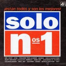 CDs de Música: CD SOLO Nº 1 (4 CDS). Lote 54336231