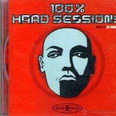 CDs de Música: CD 100% HARD SESSIONS. Lote 54337965