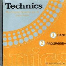 CDs de Música: CD TECHNICS VOL IV (2 CDS) . Lote 54338089
