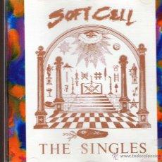 CDs de Música: CD SOFT CELL ¨THE SINGLES¨. Lote 54338197