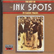CDs de Música: CD THE BEST OF ¨THE INK SPOTS¨. Lote 54338620