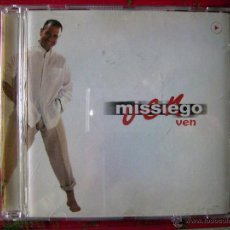 CDs de Música: PEDIDO MINIMO 5€.MISSIEGO.VEN. Lote 54343816