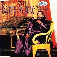 CDs de Música: BARRY WHITE - VOLARE (CD, SINGLE). Lote 54344427