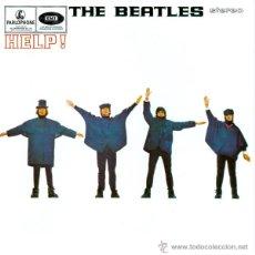 CDs de Música: THE BEATLES - HELP! (CD, ALBUM, RE). Lote 54344561
