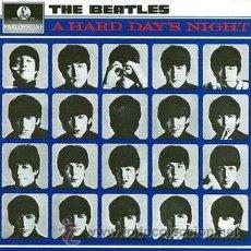 CDs de Música: THE BEATLES - A HARD DAY'S NIGHT (CD, ALBUM, MONO, RE). Lote 54344611