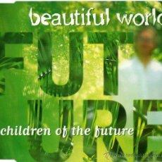 CDs de Música: BEAUTIFUL WORLD - CHILDREN OF THE FUTURE (CD, MAXI). Lote 54344676