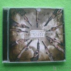 CDs de Música: SHOTGUN JUSTICE TATE OF DESOLATION CD ALBUM HEAVY VER VIDEO. Lote 54349110