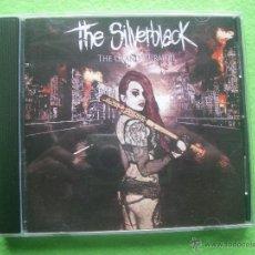 CDs de Música: THE SILVERRBLACK THE GRAND TURMOIL CD ALBUM HEAVY VER VIDEO . Lote 54349298