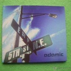 CDs de Música: ADAMIC TRALAVER CD ALBUM HEAVY VER VIDEO . Lote 54349493