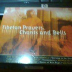 CDs de Música: TIBETAN PRAYERS,CHANTS AND BELLS-VARIOS -3CDS. Lote 54349855