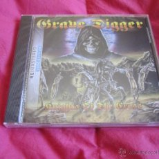 CDs de Música: GRAVE DIGGER - KNIGHTS OF THE CROSS CD NUEVO Y PRECINTADO - HEAVY METAL POWER METAL. Lote 54357633