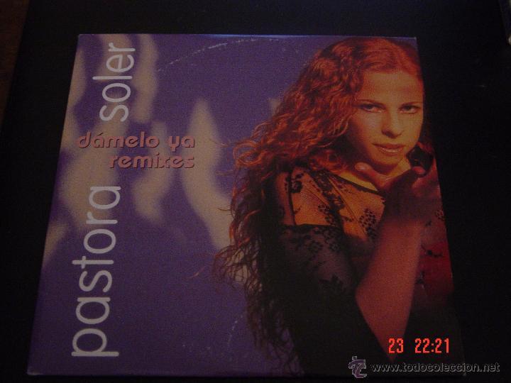 PASTORA SOLER. DAMELO YA REMIXES. CD PROMOCIONAL (Música - CD's Pop)