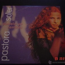 CDs de Música: PASTORA SOLER. DAMELO YA REMIXES. CD PROMOCIONAL. Lote 54364236