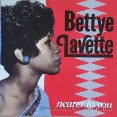CDs de Música: BETTYE LAVETTE - NEARER TO YOU (CD, COMP) CHARLY RECORDS. Lote 54367090