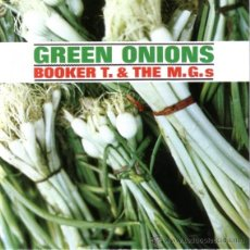 CDs de Música: BOOKER T. & THE M.G.S* - GREEN ONIONS (CD, ALBUM, RE). Lote 54367438