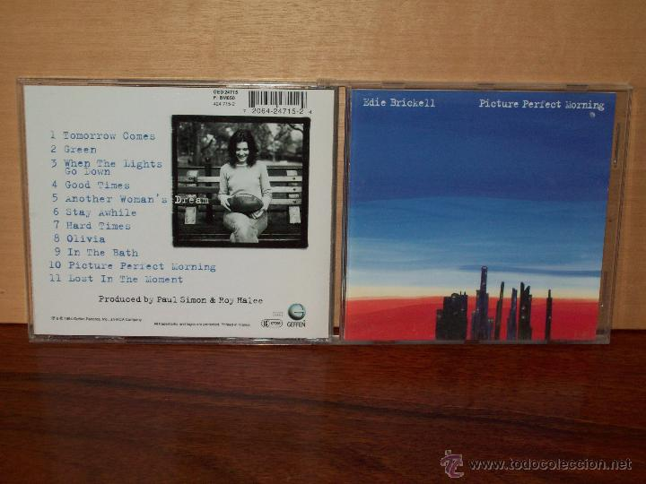 EDIE BRICKELL - PICTURE PERFECT MORNING - CD