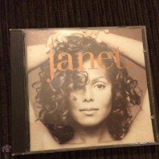 CDs de Música: JANET JACKSON - JANET CD ALBUM 1993 . Lote 54377523
