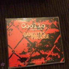 CDs de Música: COOLIO - GANGSTA'S PARADISE : CD SINGLE . Lote 54378014