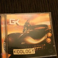 CDs de Música: GLAMMA KID - KIDOLOGY - CD ALBUM WEA 2000 -. Lote 54385484