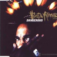 CDs de Música: BUSTA RHYMES - DANGEROUS (CD, MAXI). Lote 54388335