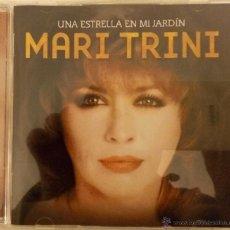 CDs de Música: DOBLE CD RECOPILATORIO UNA ESTRELLA EN MI JARDIN DE MARI TRINI. Lote 54390824
