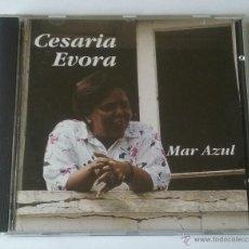 CDs de Música: CESARIA EVORA. MAR AZUL. CD. LUSAFRICA. FRANCIA. 1991.. Lote 54392322