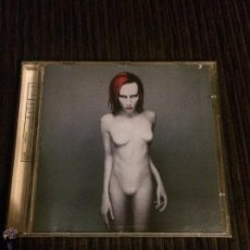 CDs de Música: MARILYN MANSON - MECHANICAL ANIMALS - CD ALBUM INTERSCOPE 1998. Lote 54398584