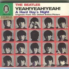 CDs de Música: THE BEATLES YEAH! YEAH! YEAH! A HARD DAY´S NIGHT LIMITADA EDICION DE 500 COPIAS CON BONUSTRASCKS. Lote 54404673