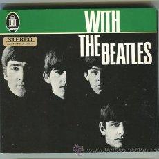 CDs de Música: THE BEATLES WITH THE BEATLES CD EDICION DE 500 COPIAS CON BONUSTRACKS. Lote 110957212