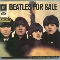 CDs de Música: THE BEATLES - BEATLES FOR SALE CD MUY RARO !!! LIMITADA EDICION DE 500 COPIAS CON BONUSTRASCKS. Lote 54404819