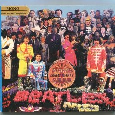 CDs de Música: THE BEATLES - SGT PEPPER´S LONELY HEARTS CLUB BAND CD MUY RARO !!!. Lote 54404895
