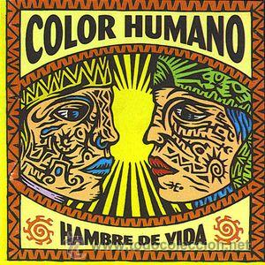 COLOR HUMANO - HAMBRE DE VIDA (CD, ALBUM) (Música - CD's Reggae)