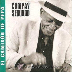COMPAY SEGUNDO - EL CAMISON DE PEPA (CD, SINGLE, CAR) (Música - CD's Latina)