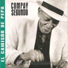 CDs de Música: COMPAY SEGUNDO - EL CAMISON DE PEPA (CD, SINGLE, CAR). Lote 54409506