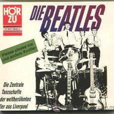 CDs de Música: THE BEATLES - DIE BEATLES PLEASE PLEASE ME CD MUY RARO LIMITADA EDICION DE 500 COPIAS. Lote 54411228