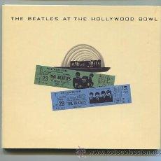 CDs de Música: THE BEATLES - AT THE HOLLYWOOD BOWL CD MUY RARO !!!. Lote 54411250
