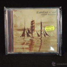 CDs de Música: EMILIO CAO - CARTAS MARIÑAS - CD. Lote 54414837