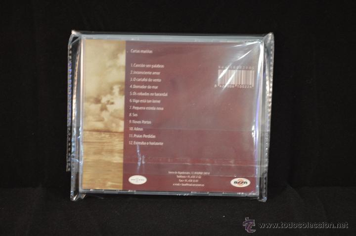 CDs de Música: EMILIO CAO - CARTAS MARIÑAS - CD - Foto 2 - 54414837