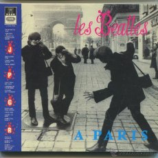 CDs de Música: THE BEATLES - A PARIS CD MUY RARO !!!. Lote 54415699