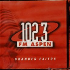 CDs de Música: CD DE ARTISTAS VARIOS 102.3 FM ASPEN: GRANDES ÉXITOS AÑO 1997. Lote 54420346