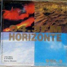CDs de Música: CD DE ARTISTAS VARIOS HORIZONTE VOLUMEN 3 AÑO 1993. Lote 54420361