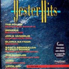 CDs de Música: CD DE ARTISTAS VARIOS YESTER HITS AÑO 1993. Lote 54420377