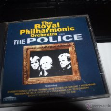 CDs de Música: THE ROYAL ORCHESTRA PLAYS THE POLICE.. Lote 54432200