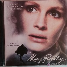 CDs de Música: MARY REILLY - GEORGE FENTON - CD BSO / OST / BANDA SONORA / SOUNDTRACK. Lote 54436754