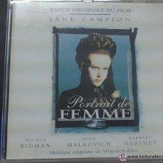CDs de Música: PORTRAIT OF A LADY (RETRATO DE UNA DAMA) - WOJCIECH KILAR - CD BSO / OST/ SOUNDTRACK / BANDA SONORA. Lote 54436788