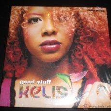 CDs de Música: KELIS GOOD STUFF CD PROMO SINGLE 2000 UK PRECINTADO!!!! ¡¡¡ MINT !!!. Lote 54436888