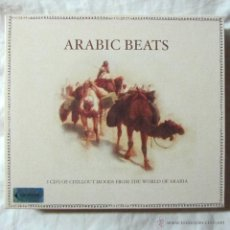 CDs de Música: TRIPLE CD ARABIC BEATS CHILLOUT. Lote 54452699