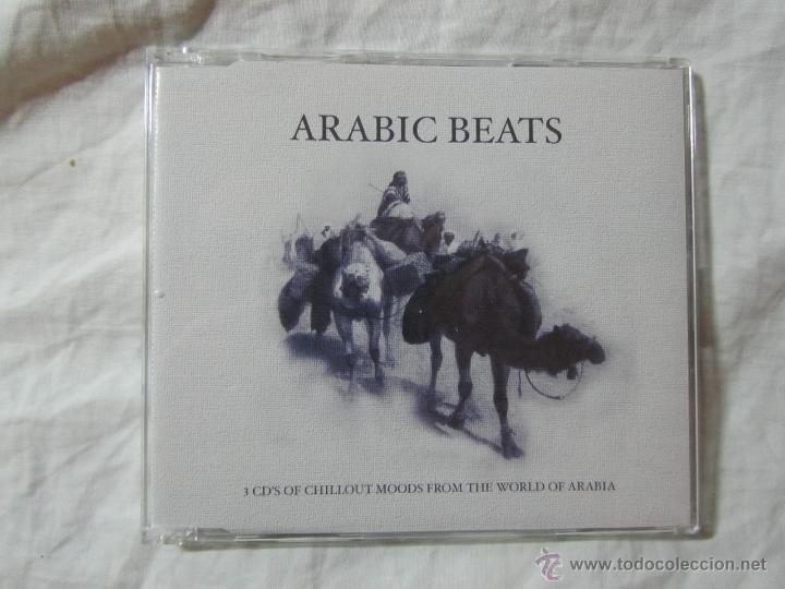 CDs de Música: Triple CD Arabic Beats Chillout - Foto 3 - 54452699